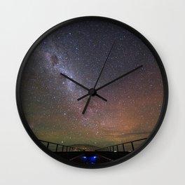 Residencia at Paranal Wall Clock