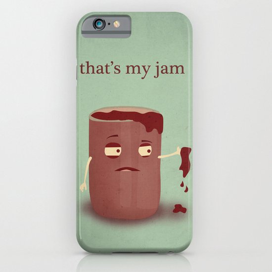 That's My Jam iPhone & iPod Case