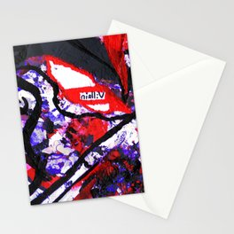Villains Stationery Cards