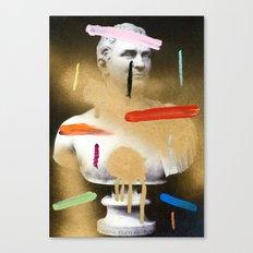 Composition 530 Canvas Print