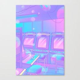 NEONPOLIS Canvas Print