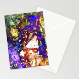 tribute to Joan Miro Stationery Cards