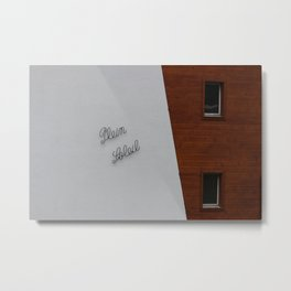 Plein Soleil Metal Print