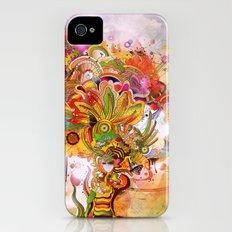 Botanical Dimensions iPhone (4, 4s) Slim Case