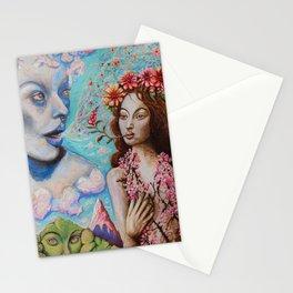 Chloris Stationery Cards