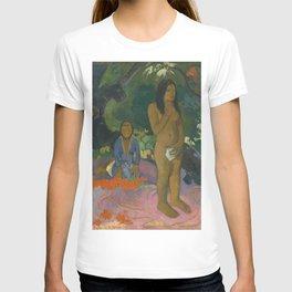 Paul Gauguin Parau na te Varua ino (Words of the Devil) 1892 Painting T-shirt