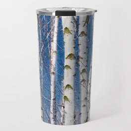 Birches 26 Travel Mug