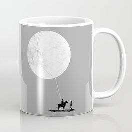 do you want the moon? Coffee Mug