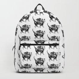 Devil Kitty Backpack