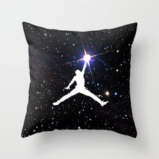 Catching Stars Throw Pillow