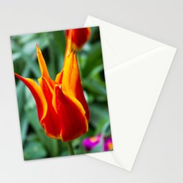 Love Wall Flower Stationery Cards