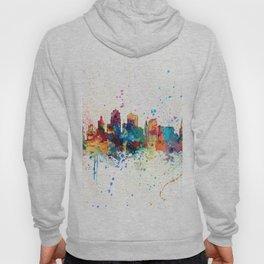 Kansas City Skyline Hoody