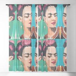 Frida Sheer Curtain