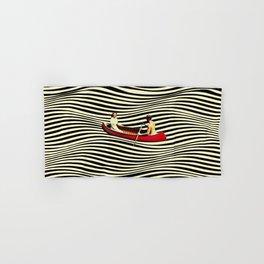 Illusionary Boat Ride Hand & Bath Towel