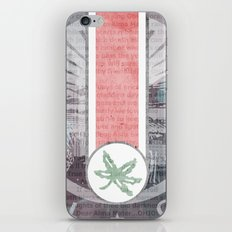 The Buckeye State iPhone & iPod Skin