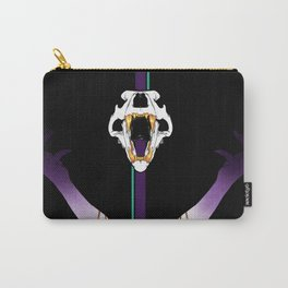 Gold Fangs Carry-All Pouch