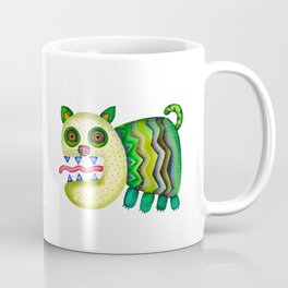 Screaming Kitty Coffee Mug