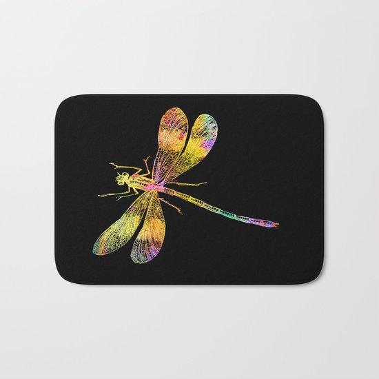 Dragonfly QW Bath Mat