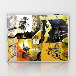 Exquisite Corpse: Round 1  Laptop & iPad Skin