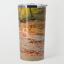Dark Hollow Fall Whirlpool Travel Mug
