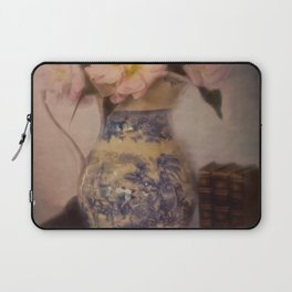 Winter Camelias Laptop Sleeve