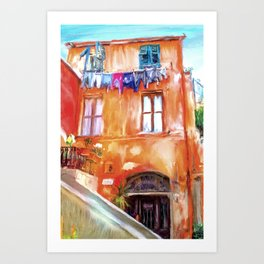 Home, Sweet Home Art Print