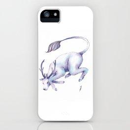 Eternal Deer iPhone Case