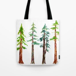 Tall Trees Please Tote Bag