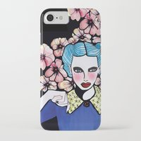 elf iPhone & iPod Cases featuring ELF by caribarbachano