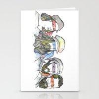 renaissance Stationery Cards featuring Renaissance;) by dareba