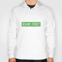sesame street Hoodies featuring Im-Still-Kind-Of-Mad-They-Never-Actually-Told-Us-How-To-Get-To-Sesame-Street-T-Shirt by jekonu