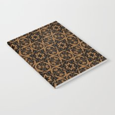 Black and Bronze Oils 2675 Notebook