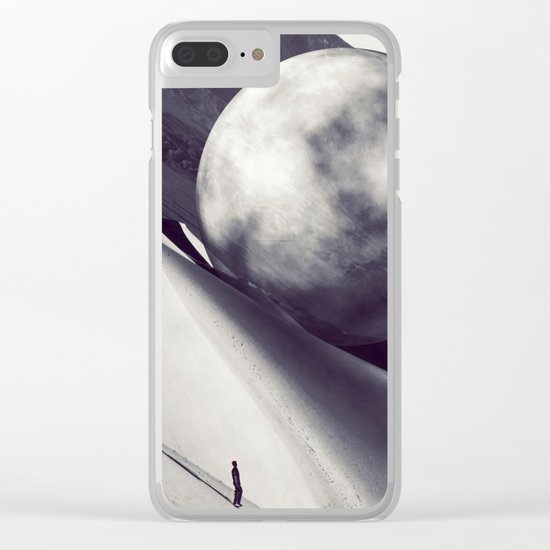 Discovery Clear iPhone Case