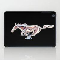 mustang iPad Cases featuring Mustang..... by Wood-n-Images