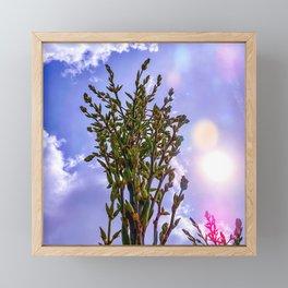 Hello Sunshine! Framed Mini Art Print