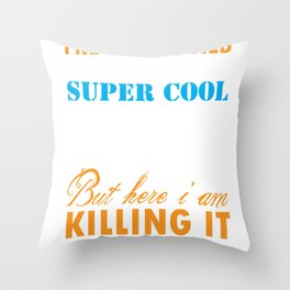 Rural Mail Carrier Gift for Mail Postal Worker  Product Throw Pillow