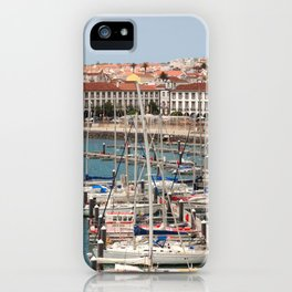 Ponta Delgada iPhone Case
