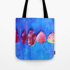 It's a Colorful World Tote Bag