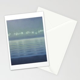 Foggy Lagoon Stationery Cards