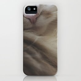 Kibble Nose iPhone Case