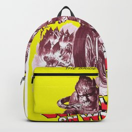 Werewolves on Wheels Backpack