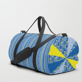 Sailing on Stormy Seas Duffle Bag