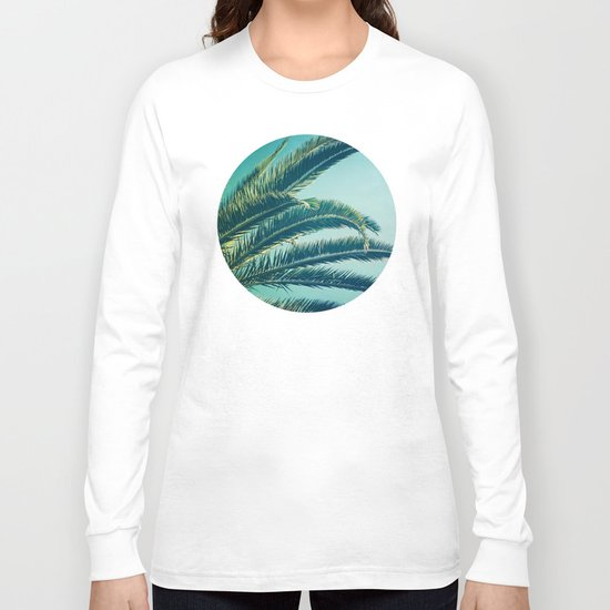 California Palm  Long Sleeve T-shirt