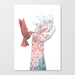 Tattoo III Canvas Print