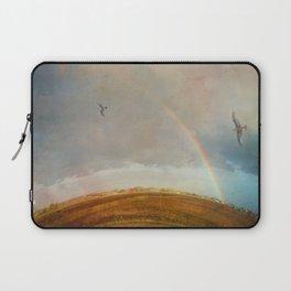 Rainbow Flight Laptop Sleeve