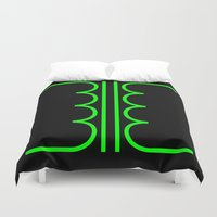 transformer Duvet Covers featuring Transformer by EEShirts