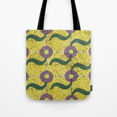 saturated pattern Tote Bag
