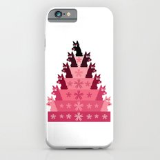 Crimson Groovy cake Slim Case iPhone 6s