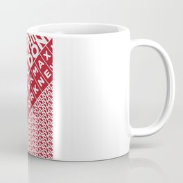 ★ MLNY ★ SPRING 2012 ★ MEN'S ACCESSORIES ★ Coffee Mug