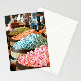 Salt Water Taffy Stationery Cards